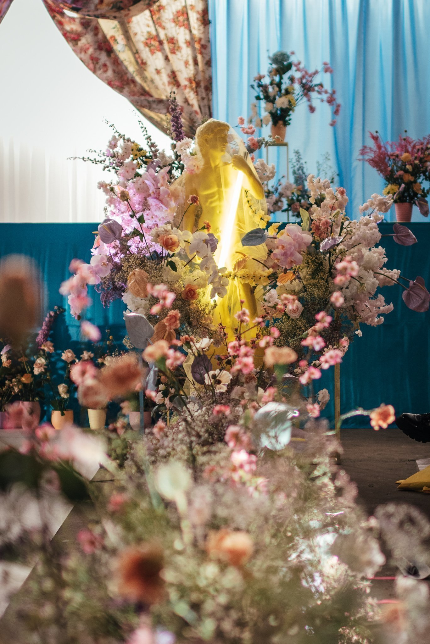 Most Curious Wedding Fair 2020, pictures by Laura Martha Photography
